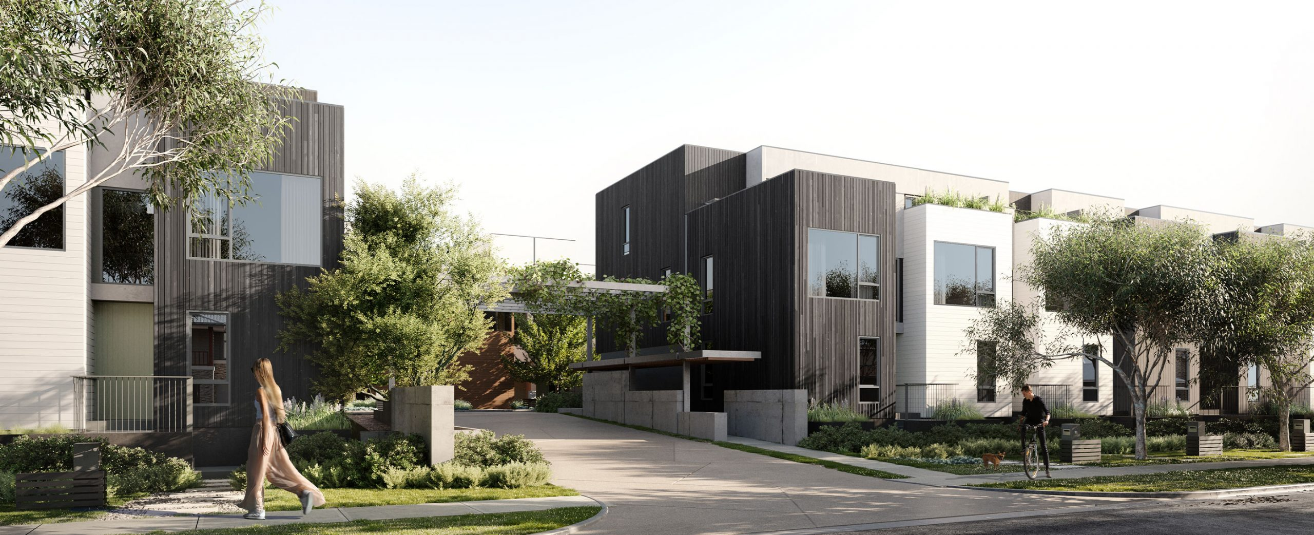 Port Lane Rothelowman Architecture project